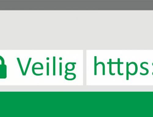 Voorkom de melding dat uw website onveilig is