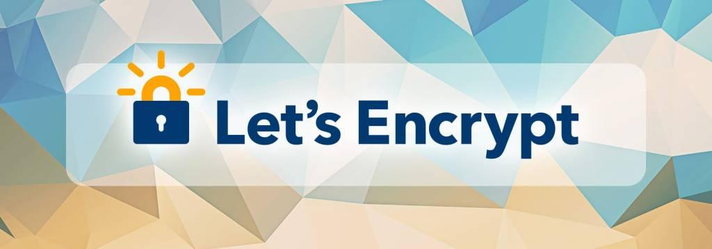 let's encrypt certificaat