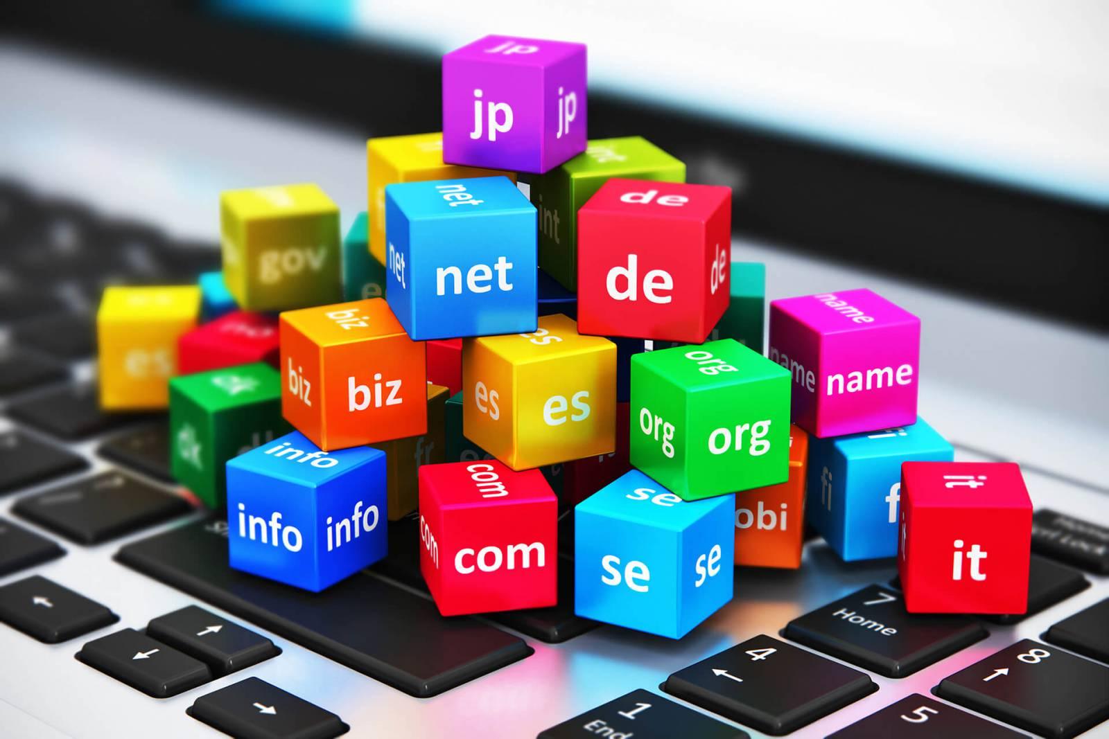 Oplichting met domeinnamen