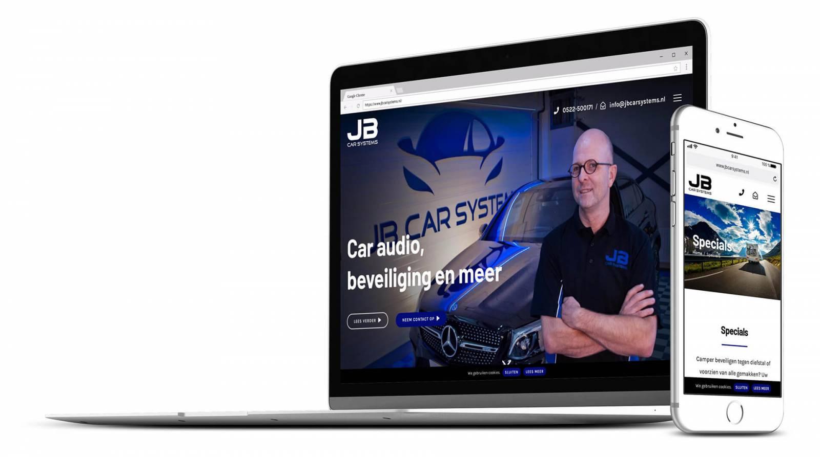 jb car systems website
