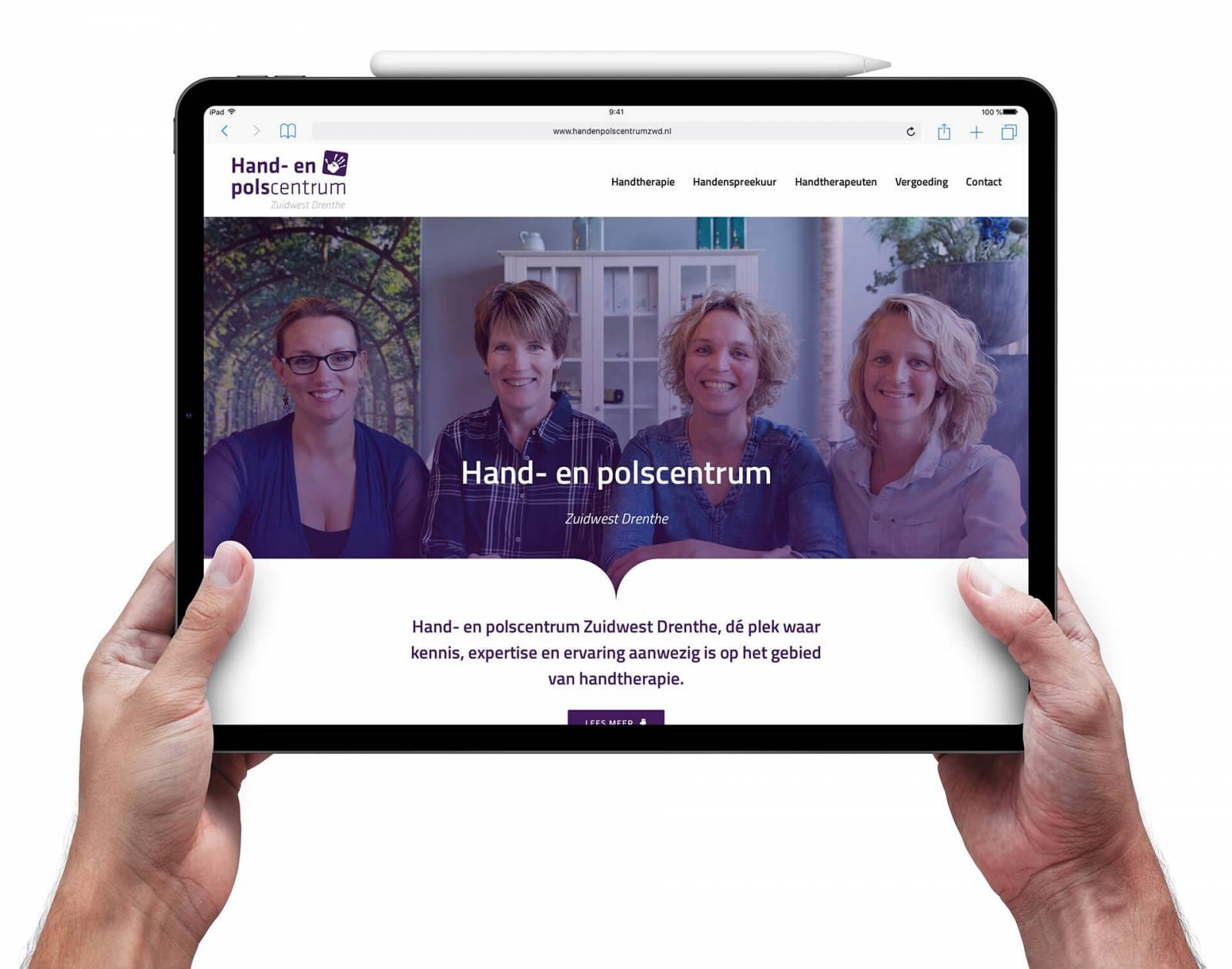 Hand- en polscentrum Zuidwest Drenthe