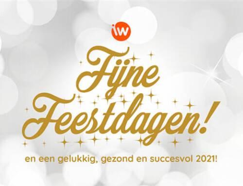 Team Interwijs wenst je fijne feestdagen!