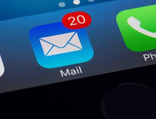 Waarom komt e-mail niet altijd aan?